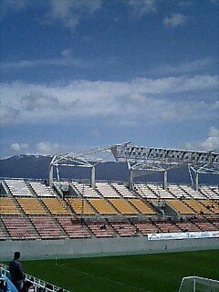 松本山雅ホーム開幕戦